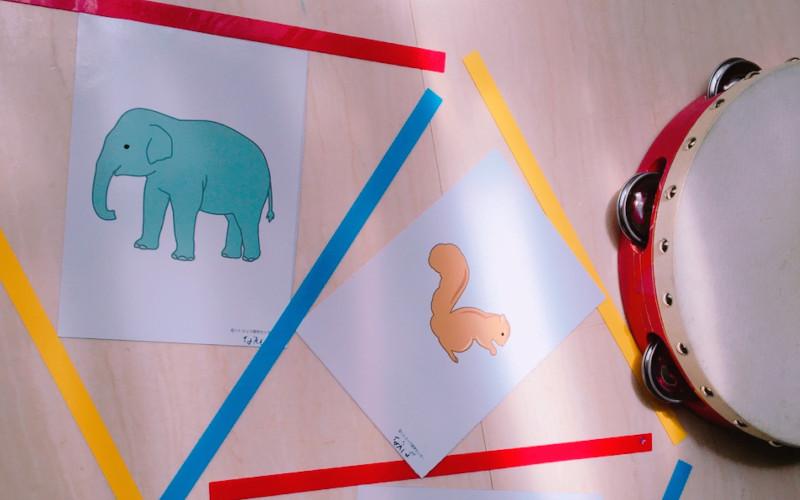 3歳の習い事:リトミックの効果、身につく力(オンラインリトミック対応)